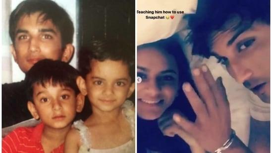 Sushant Singh Rajput's niece Mallika Singh shared precious memories with him.