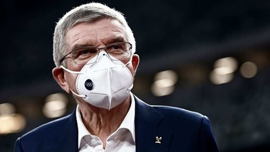 File image of IOC president Thomas Bach. (Getty Images)