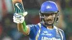 Deepak Hooda became the second Baroda batsman to score a century on first-class debut.(PTI)