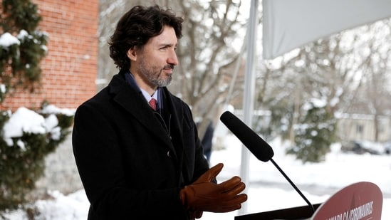Canada is struggling to stop a second wave from spiralling out of control, and its political leaders are begging residents to stay home to prevent the spread.(REUTERS)