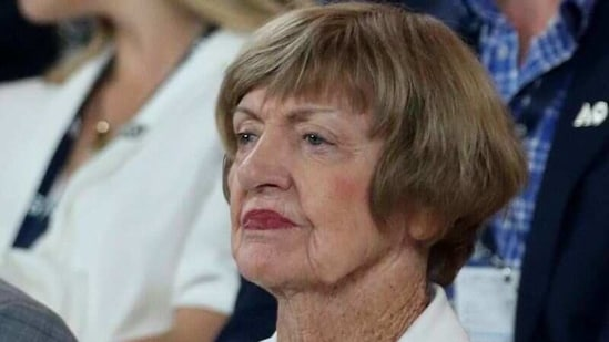 Former tennis player Margaret Court(REUTERS)