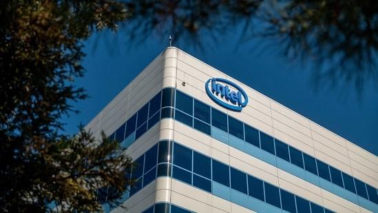 Intel headquarters in Santa Clara, California, US(Bloomberg)