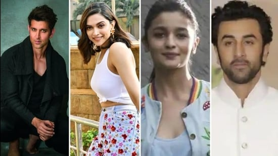 Be it Alia Bhatt and Ranbir Kapoor or Hrithik Roshan and Deepika Padukone, there are a number of fresh pairing on screen that film lovers are looking forward to.