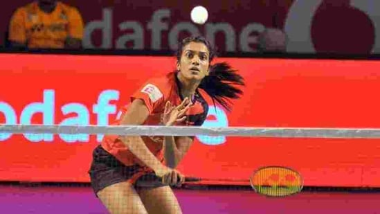 Photo of Indian badminton player PV Sindhu(Twitter)