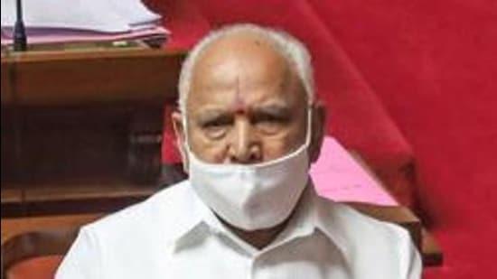 Karnataka chief minister BS Yediyurappa. (File photo)