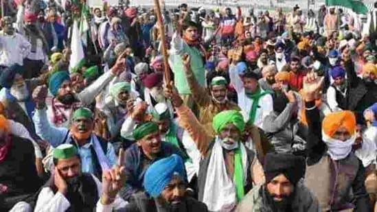 The farm unions stressed that they would be going ahead with a tractor rally in Delhi on January 26, but said they would do it after India's Republic Day celebrations and not disrupt the official function.(PTI)