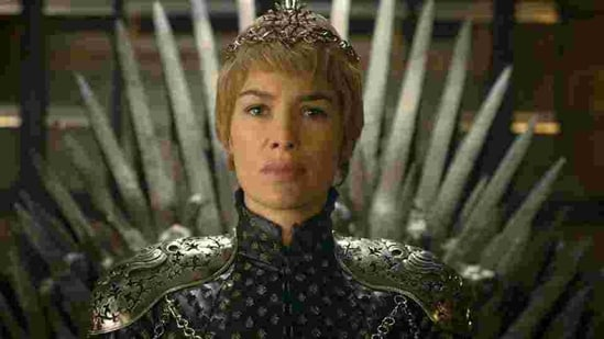 This image released by HBO shows Lena Headey as Cersei Lannister in a scene from Game of Thrones.(AP)