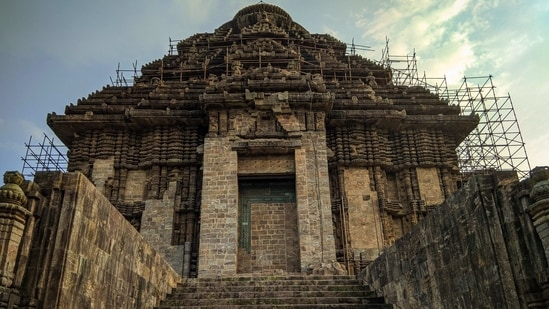The temple dedicated to Sun God was declared a world heritage site by the United Nations Educational, Scientific and Cultural Organisation (UNESCO) in 1984.(Unsplash)