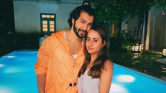 The much-in-love couple will be taking their nuptial vows on January 24 at The Mansion House, a beach resort, in Alibaug.(Instagram)