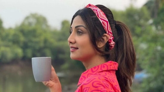 Shilpa Shetty(Instagram)
