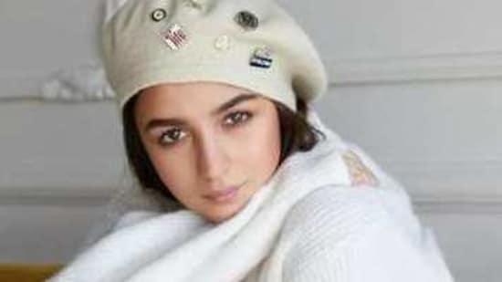 Alia Bhatt had been shooting for Gangubai Kathiawadi and RRR towards the end of 2020.