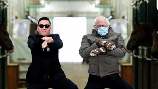 Bernie Sanders's viral meme-worthy inauguration coat is selling out