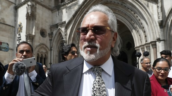 Mallya, 65, has gone through and exhausted the full legal procedures available to him to fight the Indian government's effort to extradite him to India to face charges of defrauding a consortium of banks of more than a billion dollars. (AP Photo)