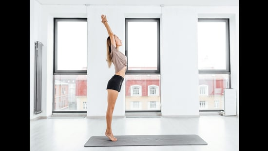 Instead of High Intensity Interval Training, do a few stretches and some strength exercise like a few push-ups or air squats every one-two hours (Shutterstock)