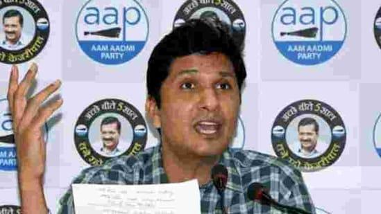 Bhardwaj said that the DDA owes close to <span class='webrupee'>₹</span>535 crore to the south corporation.(ANI)