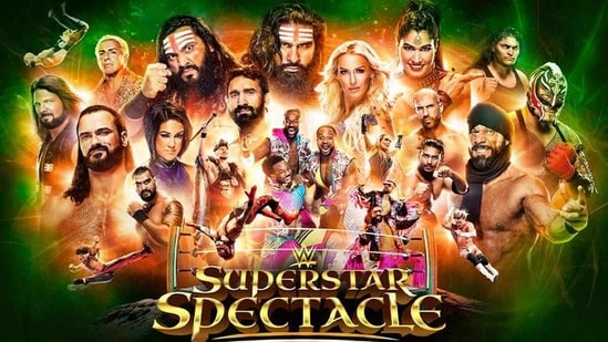 Watch WWE Superstar Spectacle Paterson 1/26/21