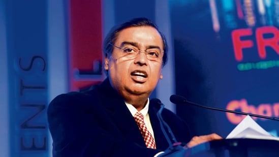 Mukesh Ambani, chairman and managing director, Reliance Industries Ltdmint(Mint File Photo )