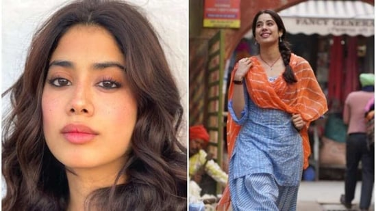 Janhvi Kapoor stars in Anand L Rai's production, Good Luck Jerry.