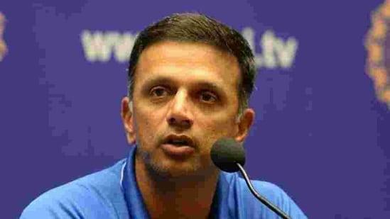 Rahul Dravid(AFP)