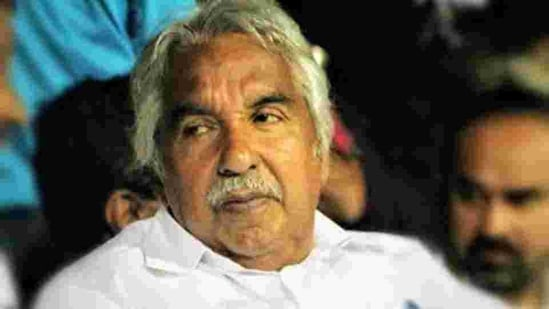 The Congress Monday said it will not defend or protect anybody and the law should take its due course after a case was registered against former Kerala chief minister Oomen Chandy and Congress MP K C Venugopal on a complaint of sexual misconduct filed by Solar scam accused Saritha S Nair.(Oomen Chandy/Twitter Photo)