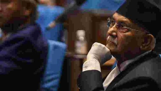 Nepal PM KP Sharma Oli has been removed from the ruling Nepal Communist Party(AFP File Photo)