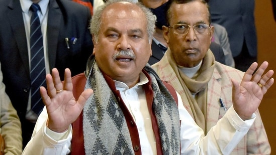 While Union agriculture minister Narendra Singh Tomar indicated that there won't be further talks, he said he would be ready to meet them to hear out their final decision on the government's offer.