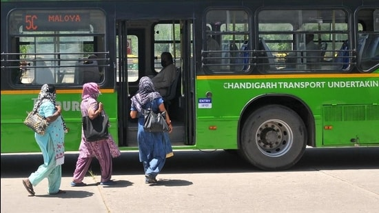 Chandigarh transport buses to run at full occupancy