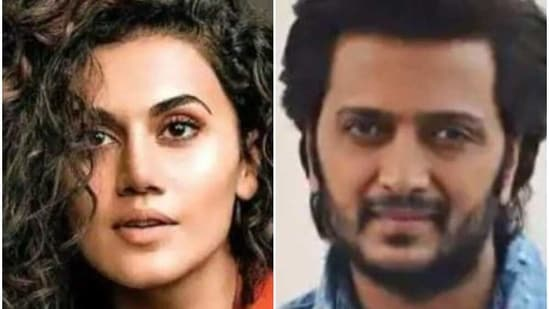 Taapsee Pannu, Riteish Deshmukh took to Twitter to share their opinions.