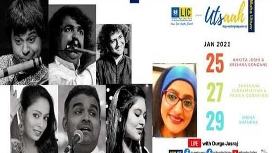 IndiaFor the first time ever, Utsaah #spreadinghappiness, a concept showcasing Indian Culture online, will be beaming LIVE from the STUDIO to give viewers an enhanced Magical experience.(ANI)