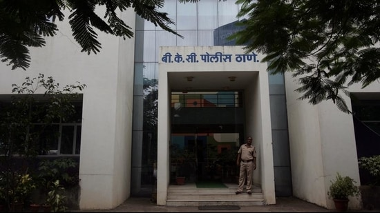 Mumbai's only existing cyber police station is at Bandra-Kurla Complex (BKC). (HT FILE)