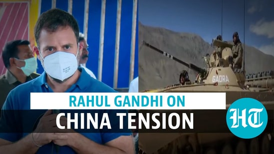 Rahul Gandhi invoked China face-off during Tamil Nadu campaign