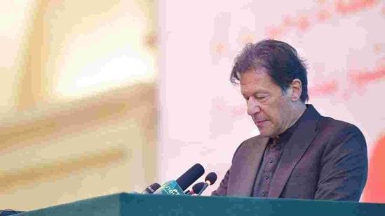 Prime Minister Imran Khan.(Facebook/ImranKhanOfficial)