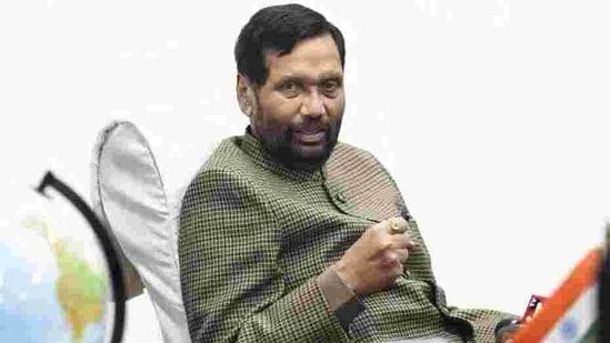 Ram Vilas Paswan passed away on October 8, 2020 (Arvind Yadav/HT photo)