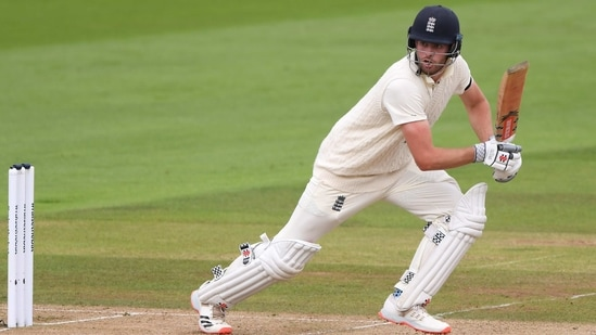 File photo of England opener Dominic Sibley(Getty Images)