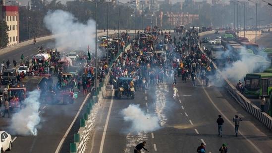 Feel ashamed and take responsibility: Yogendra Yadav on protest violence