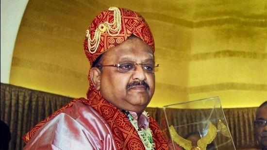 Late singer SP Balasubrahmanyam. (HT archive)