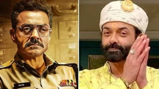 Bobby Deol's career took a new turn in 2020 with the release of Class of 83 and Aashram series.