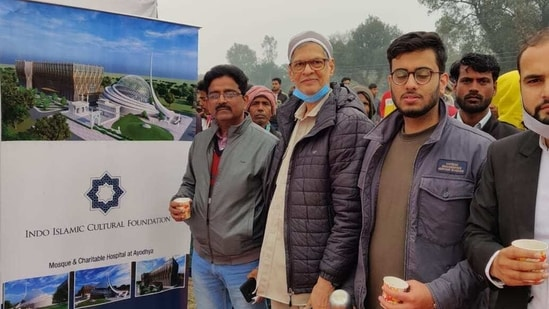 A plantation drive was also organised to mark the launch of the Dhannipur project(Sourced)