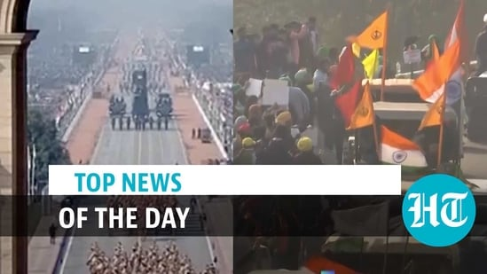 Farmers' tractor parade turns violent on Republic Day