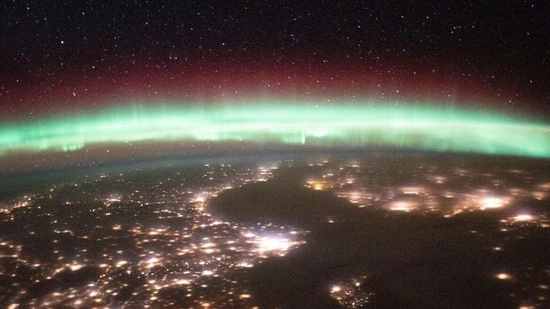NASA shared this image on its official Instagram account on January 26.(Instagram/@nasa)
