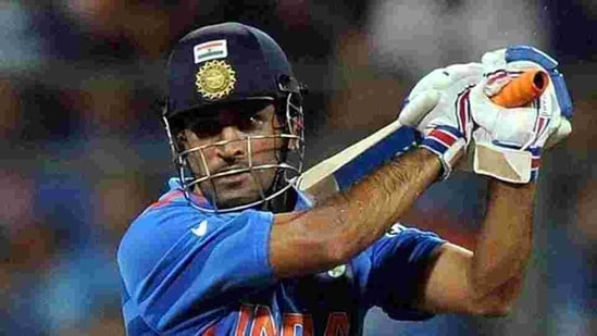 File photo of former Indian captain MS Dhoni(Twitter)
