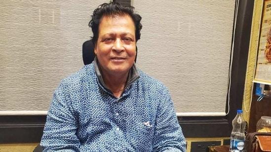 Biren Kumar Basak(HT Photo )