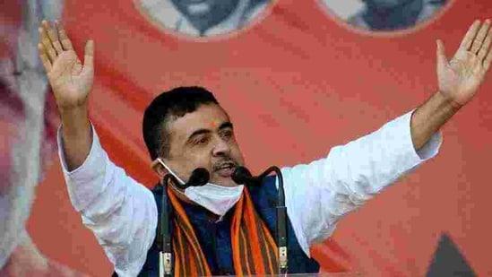 File photo: BJP leader Suvendu Adhikari. (HT_PRINT)