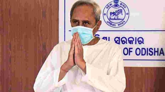 Naveen Patnaik said new industrial projects were launched in diverse sectors ranging from healthcare, renewable energy, steel and aluminium to food processing.(ANI)