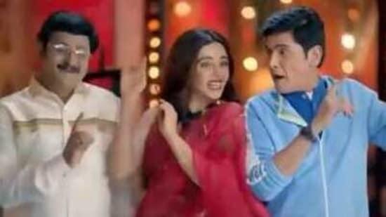 Nehha steps into the shoes of Samuya Tandon for the role of Anita Bhabhi in Bhabhiji Ghar Par Hain. (Instagram)