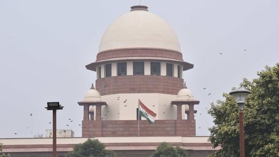 The court said there were 189 proposals regarding appointments pending with the government as on December 31.(Sonu Mehta/Hindustan Times)