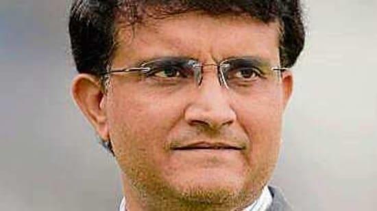File Photo of Sourav Ganguly(HT_PRINT)