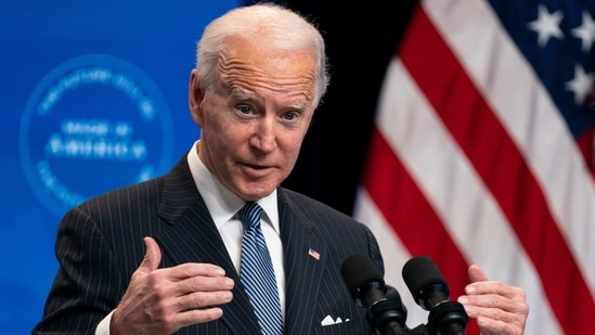 The Biden-Harris Administration will increase overall, weekly vaccine supply to states, tribes and territories from 8.6 million doses to a minimum of 10 million doses.(AP)