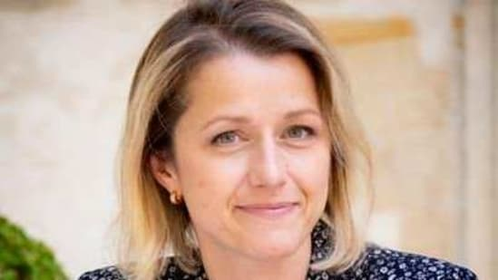 France's ecological transition minister Barbara Pompili, whose post is considered number two in the government, will begin her visit to India on Thursday. (TWITTER/@barbarapompili)
