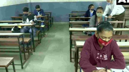 The Haryana government will provide free books to Scheduled Caste students studying in state-run colleges, officials said on Wednesday.(ANI file)